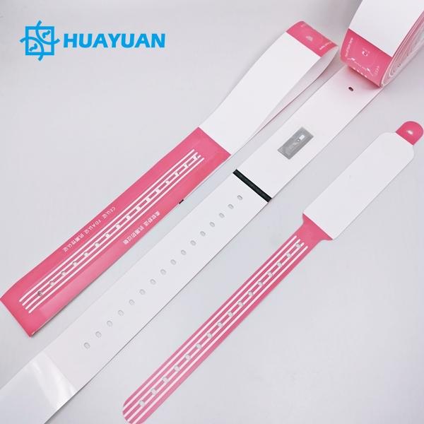 HUAYUAN Printable medical id wristband