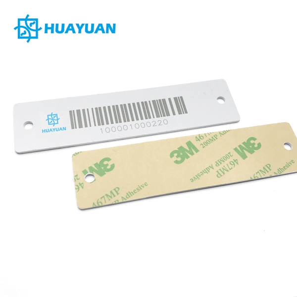 HUAYUAN RFID Smart Bin Tag with 3M adhesive