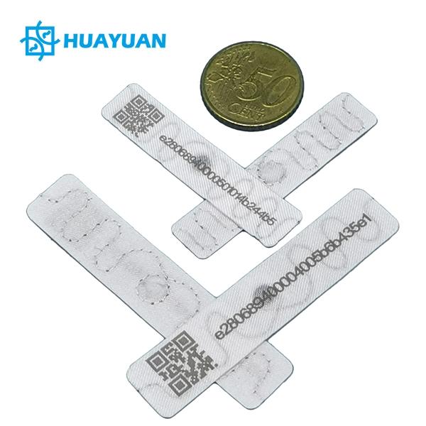 Textile RFID Linen Tag