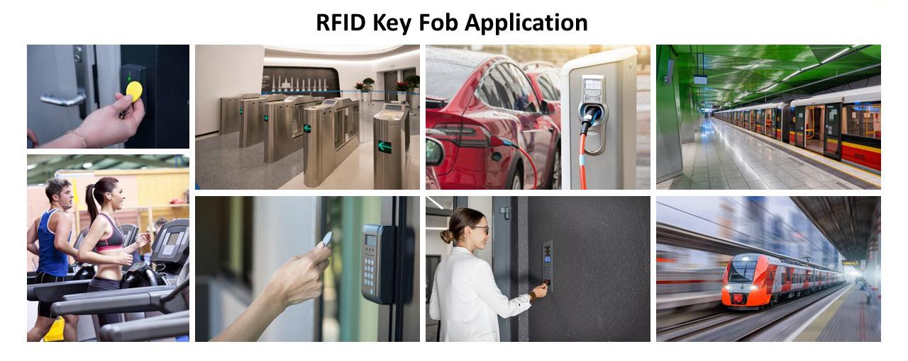 RFID Keyfob Application