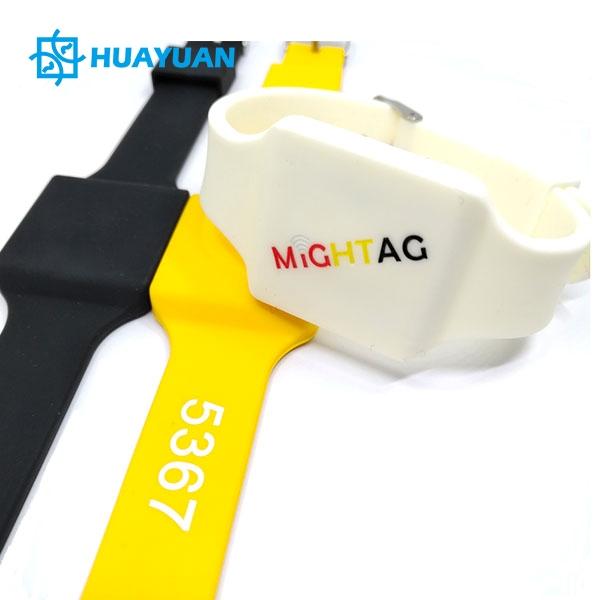 UHF RFID Wristband