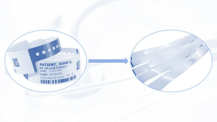 Medical ID RFID Wristband Improves Patient Safety and Comfort - HUAYUAN RFID