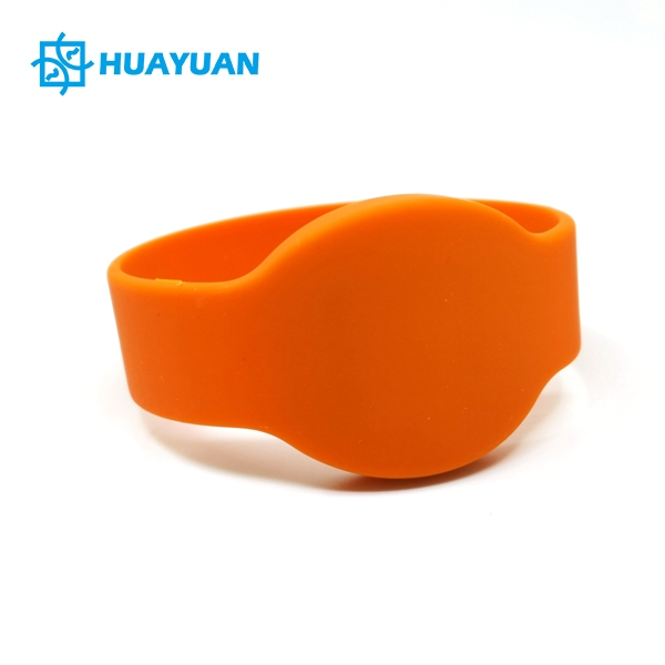 Silicone RFID key wristbands