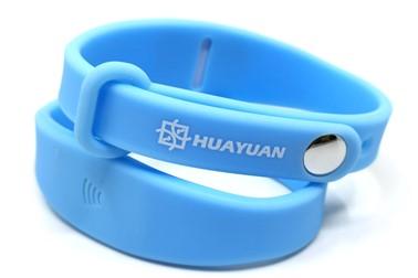 Custom Logo printing wearable payment wristband