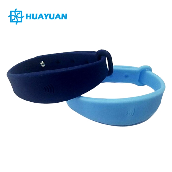 Huayuan Cashless Payment EMV Silicone Wristbands