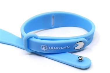 Wearable payment wristband with high quality lock