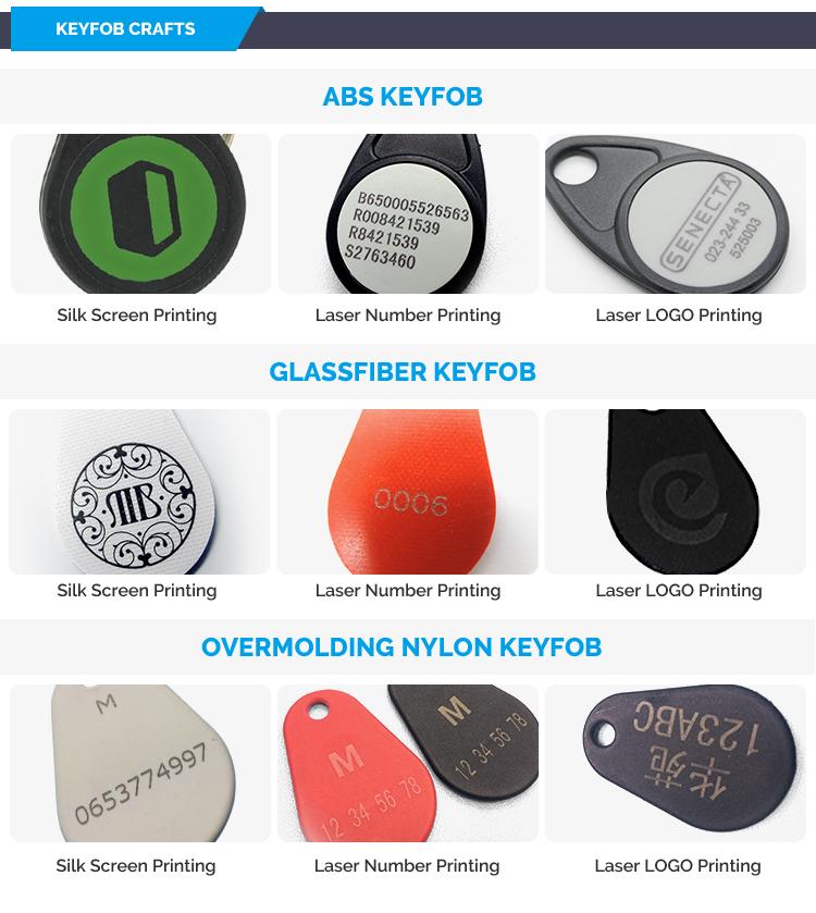 HUAYUAN Keyfob Crafts