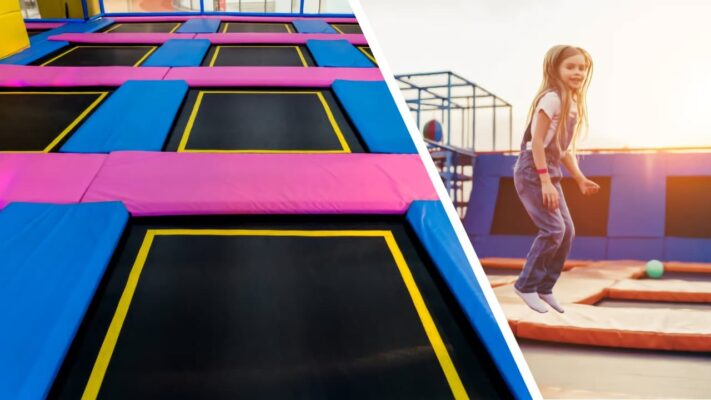 Why Do Trampoline Parks Use RFID Wristbands